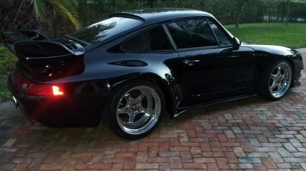 Porsche Parts Of South Florida Porsche 993 Wide Body