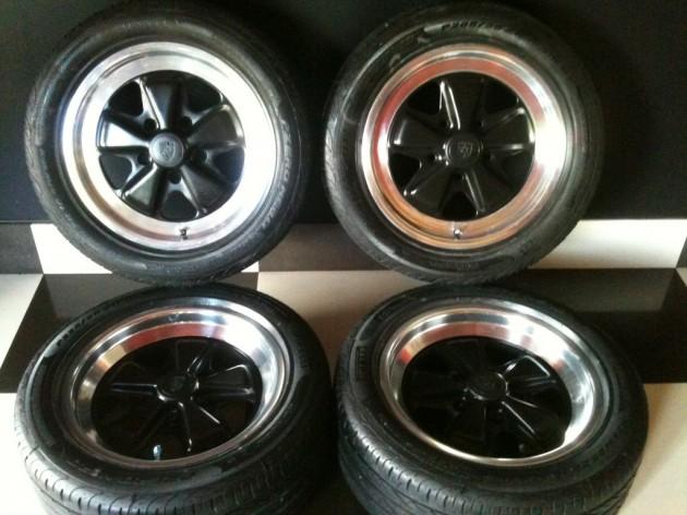 Porsche Dealers South Florida >> Porsche Parts of South Florida - PORSCHE FUCH WHEELS FOR ...